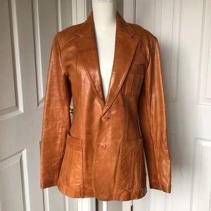 VINTAGE Wilson's leather sport jacket